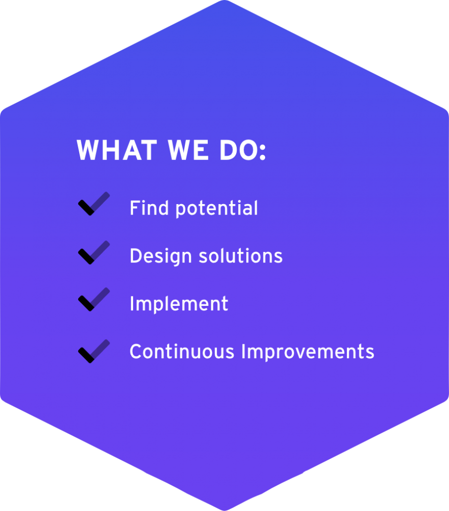Solvex - what we do